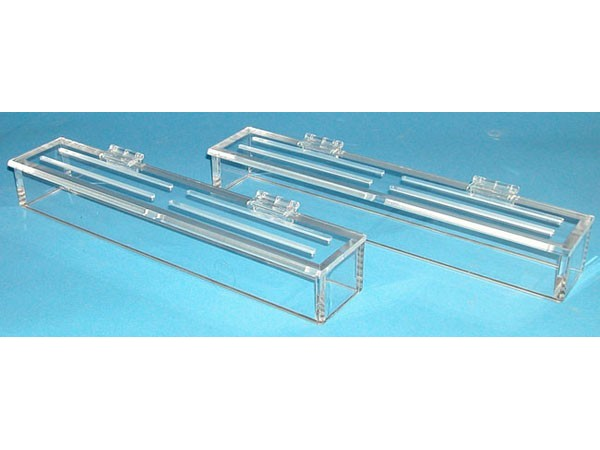 Bioseb\'s Treadmill - 5 mices version - Separating boxes