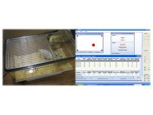Bioseb\'s Activmeter -  Top view and screenshot