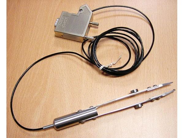 Bioseb\'s new pincher sensor