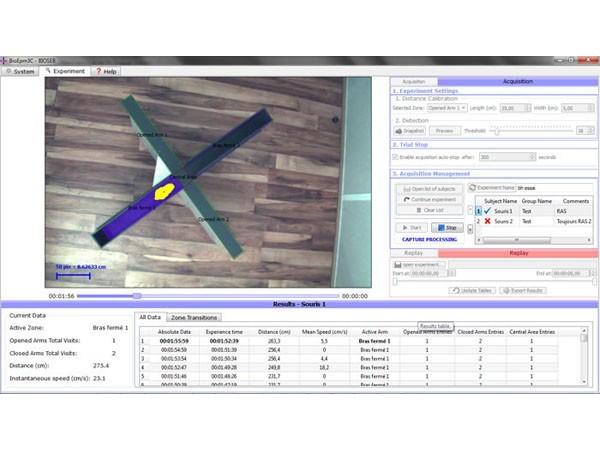 EMP3C Software - Screenshot