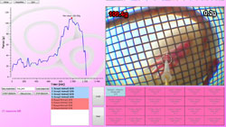 New EVF (Electronic Von Frey) software with embedded video